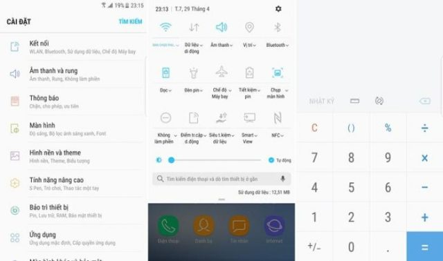 DreamUX Galaxy S8 Ported ROM on Galaxy S5