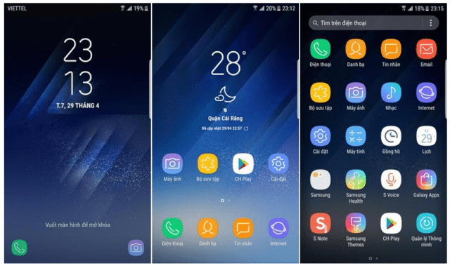 Galaxy S8 Ported ROM on Galaxy S5