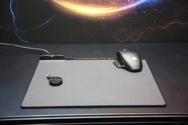 Corsair Zeus Wireless Mouse Image