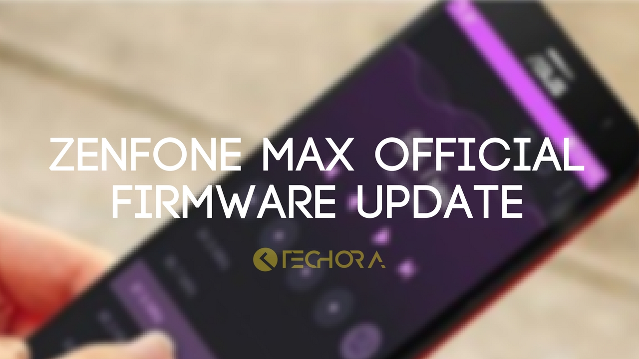Download Official ZenFone Max Firmware 1382692 Update ZC550KL