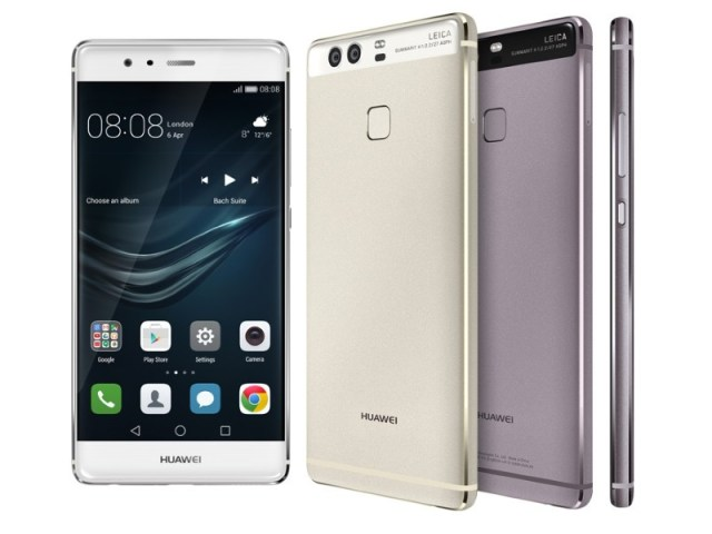 Download Huawei P9 B386 Nougat Update [Asia Pacific]