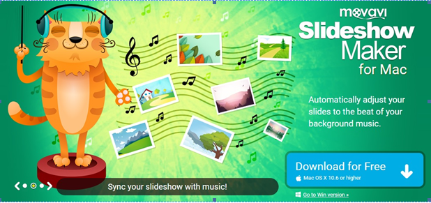 how to create slideshows easily with movavi software tool
