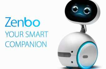 Asus Zenbo Home Robot Arrives At The FCC (video)