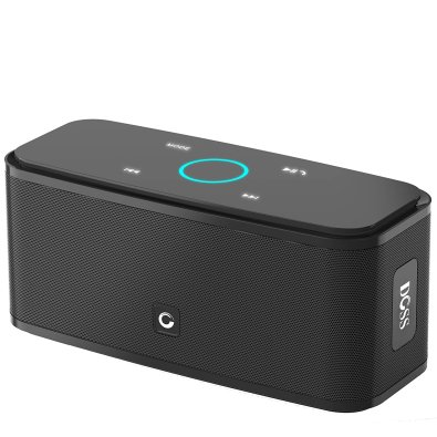 DOSS Touch Wireless Bluetooth V4.0 Portable Speaker with Best HD Sound and Bass