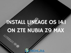 How to Install LineageOS 14.1 on Nubia Z9 Max (Android 7.1.2)