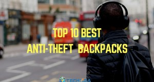 Top 10 Best Anti-Theft Backpacks 2017: Secure, Future Backpacks