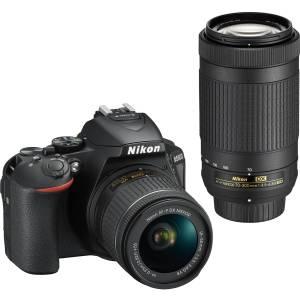 Nikon D5600 DX Format DSLR Camera