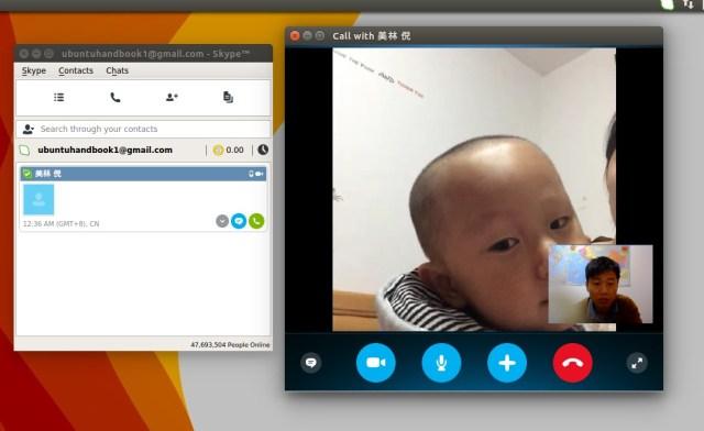 skype ubuntu tips