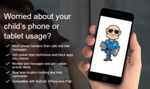 PhoneSheriff app