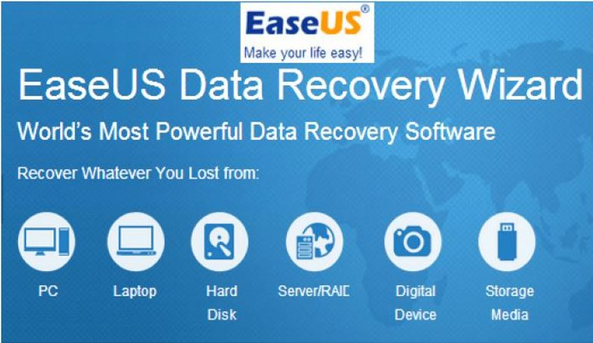 Image result for EaseUS-Data-Recovery-Wizard