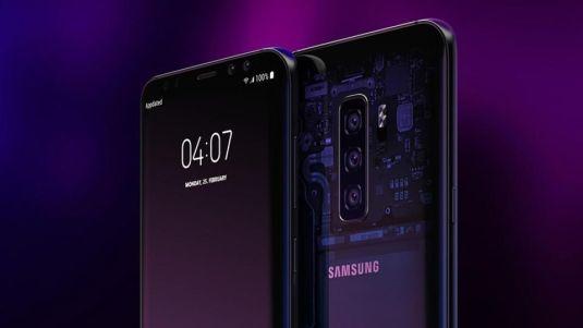 Samsung Galaxy S10 : codename beyond