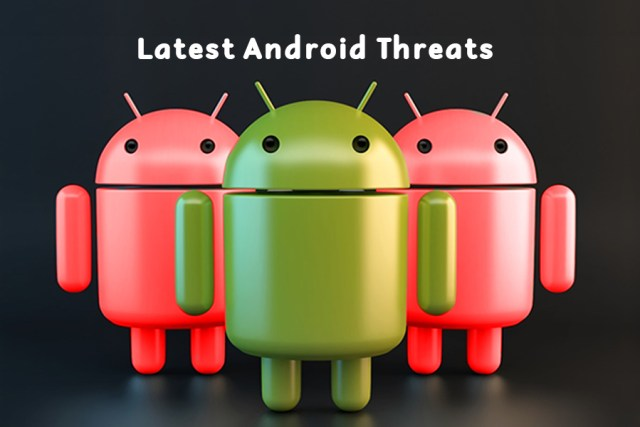 Android Threats-cybersecurity