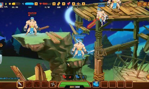 Multiplayer games - Social Games
