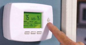 programmable thermostats to save bill