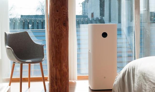 modern air purifier Handy Tips on How to Relieve Stress with Tech Gadgets in the Household