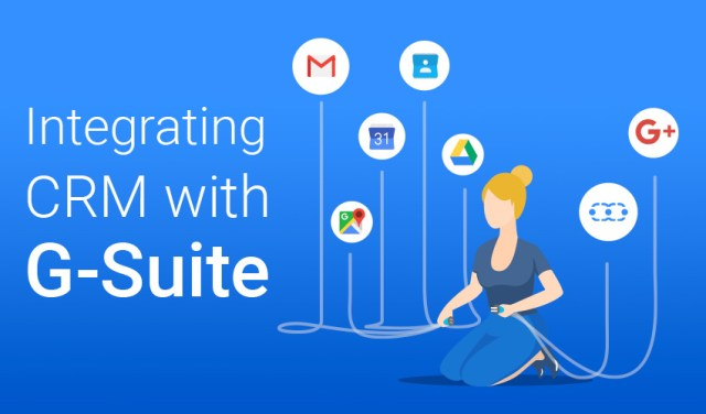 G Suite CRM Looking for the perfect G Suite CRM for your business? Streak and NetHunt might be the best options