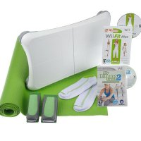 Wii Fit accessories
