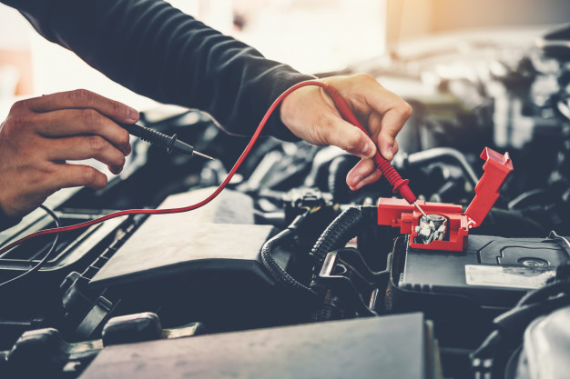 Car battery troubleshooting