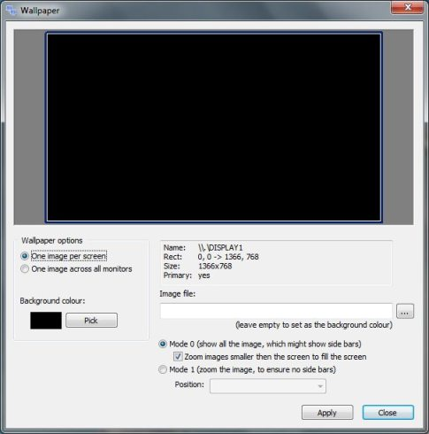 Zbar Windows WallPapers