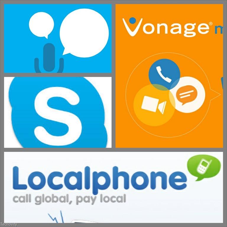 Make cheap International VoIP calls from iPhone