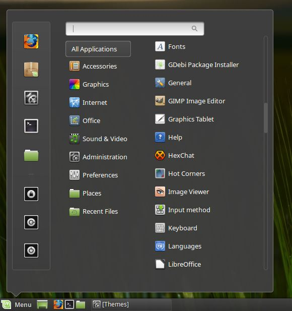 Get Linux Mint 18 with a new Mint-Y theme -