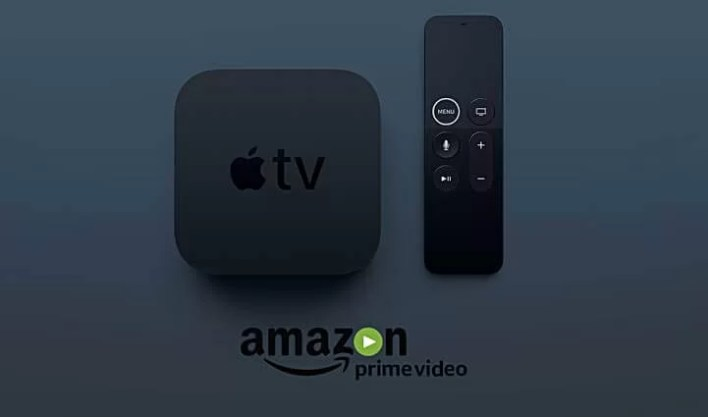 Prime on Apple TV