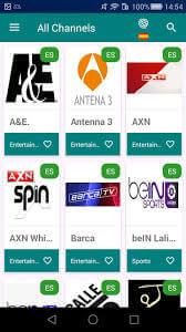 stream channels