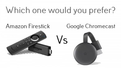 Photo of Amazon Fire TV Stick Vs Google Chromecast – Which One to Choose