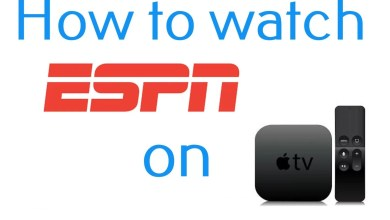 Photo of How to Watch ESPN on Apple TV [Full Guide]
