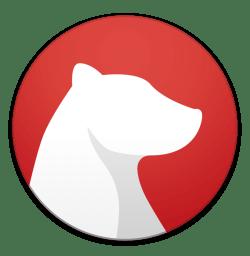 Bear Note taking app for mac