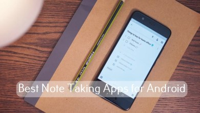 Photo of Best Note Taking Apps for Android [2020]