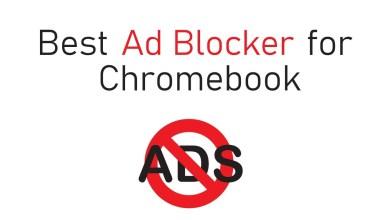 Best ad blocker for Chromebook