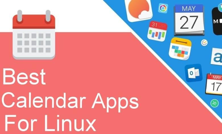 Best Calendar Apps for Linux