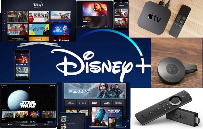 Disney+ Supported Devices