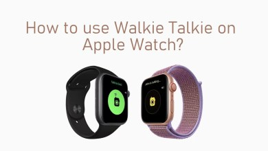How to use Walkie Talkie on Apple