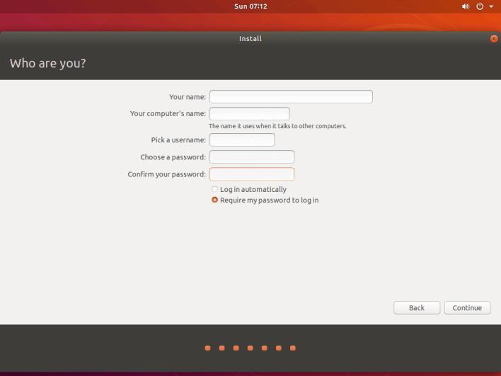 Install Ubuntu 18.04 on Windows