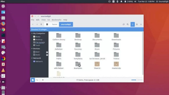 Nemo - Best File Manager for Ubuntu