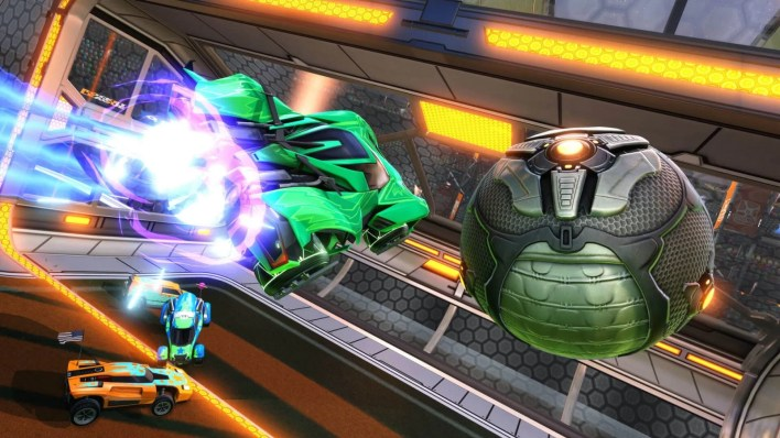 Rocket League - Best Games for Linux