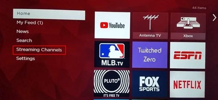 YouTube TV on Roku