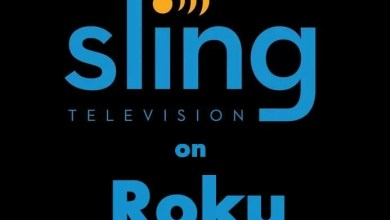 sling tv on roku
