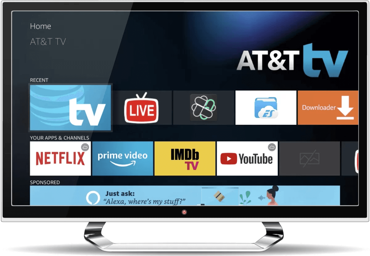 How to Install (DIRECTV NOW) AT&T TV on Smart TV (Samsung, LG, Vizio &  Android) - TechOwns