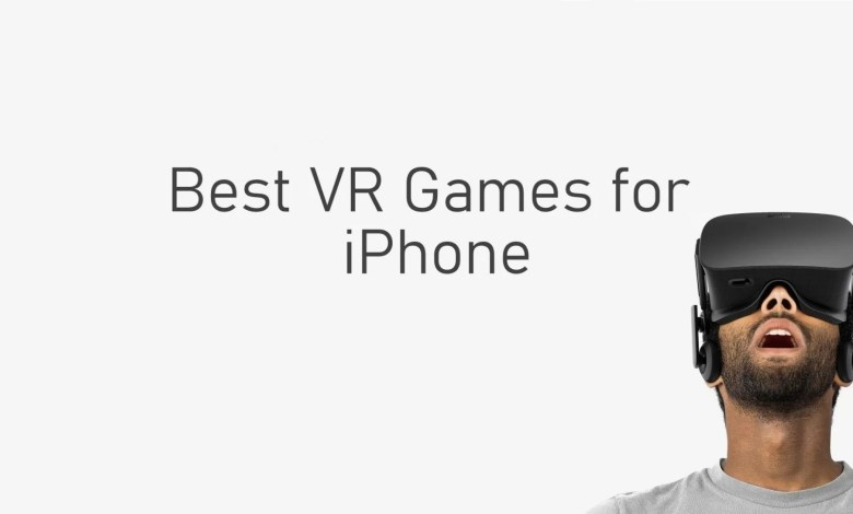 Best VR Games for iPhone