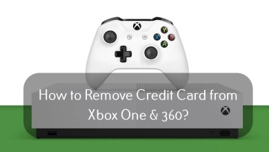 Photo of How to Remove Credit Card from Xbox One & 360