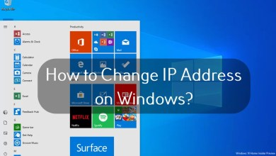 Photo of How to Change IP Address on Windows
