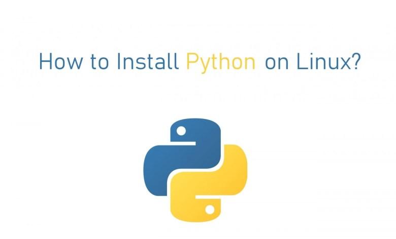 Python on Linux