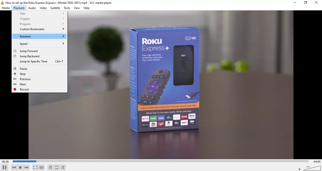 How To Cast Vlc On Roku Streaming Device Techowns
