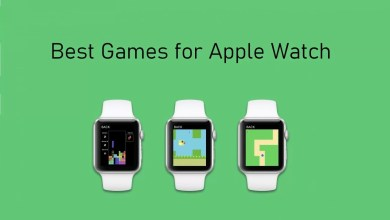 Best Games for Apple Watch