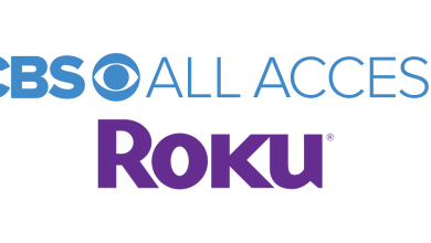 CBS All Access on Roku