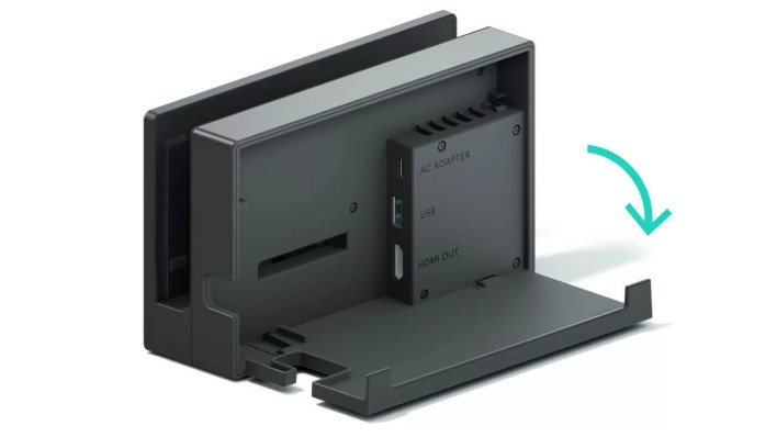 Nintendo Switch Dock: Connect Nintendo Switch to TV