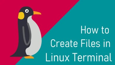Photo of How to Create a File in Linux Terminal [7 Easy Ways]